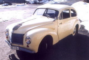 Automobil Aero Minor