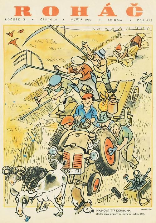 Číslo 27 ročník 1957